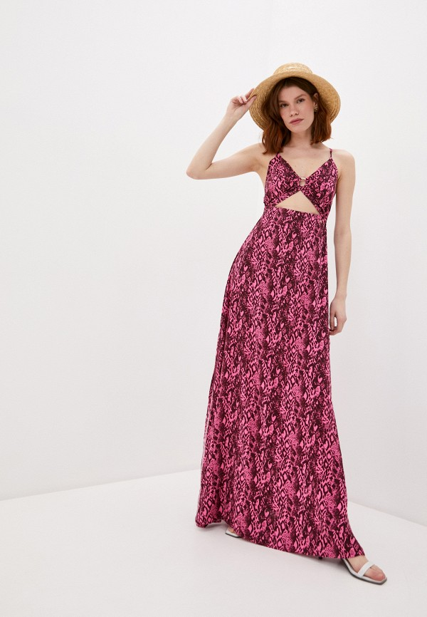 женское платье maaji, фиолетовое