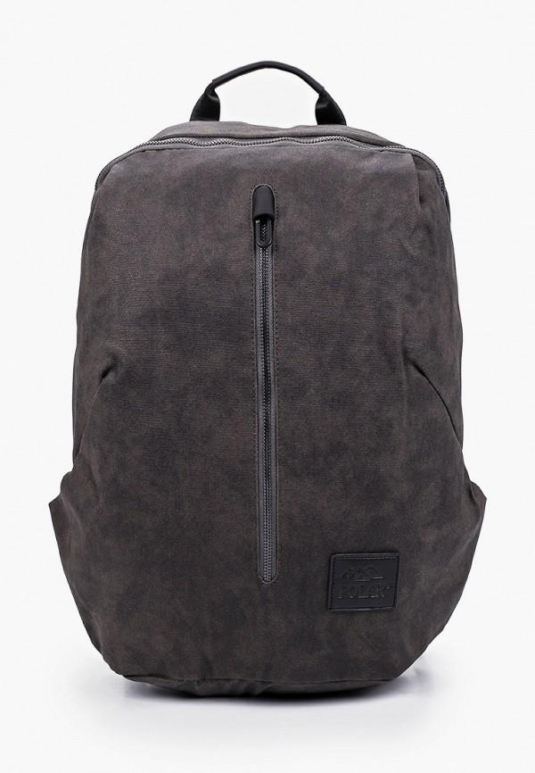 мужской рюкзак polar, коричневый