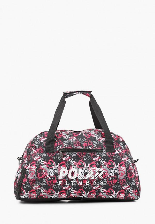 женская сумка polar, разноцветная