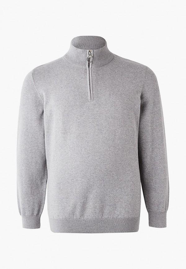 мужской свитер barbour, серый