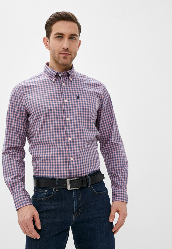 мужская рубашка barbour, разноцветная