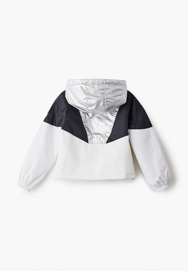 Куртка для девочки утепленная Pepe Jeans PG400987 Фото 2