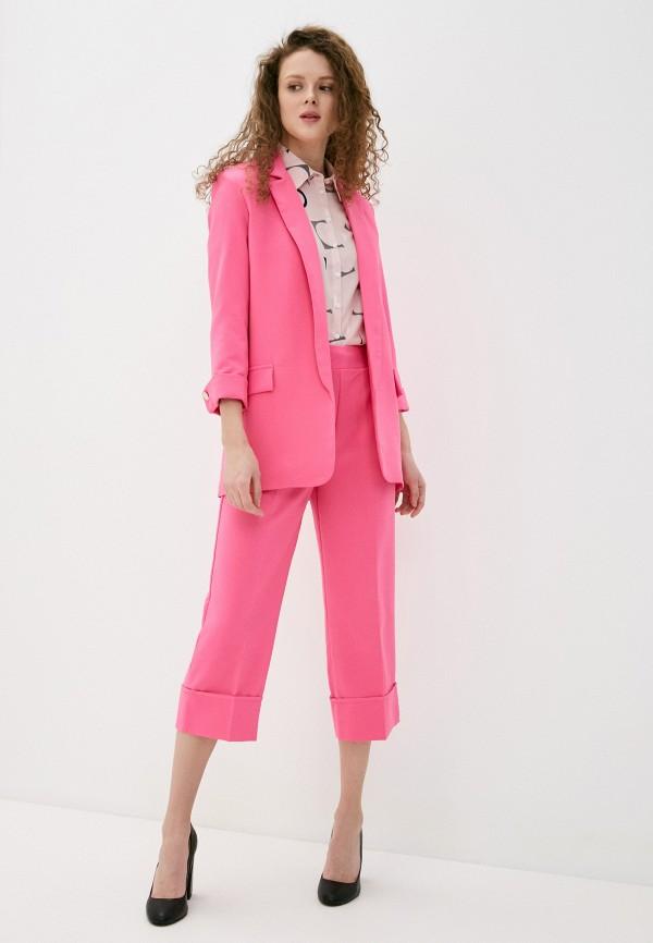 женский костюм rinascimento, розовый