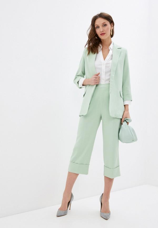 женский костюм rinascimento, зеленый