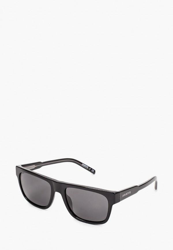 мужские солнцезащитные очки arnette, черные