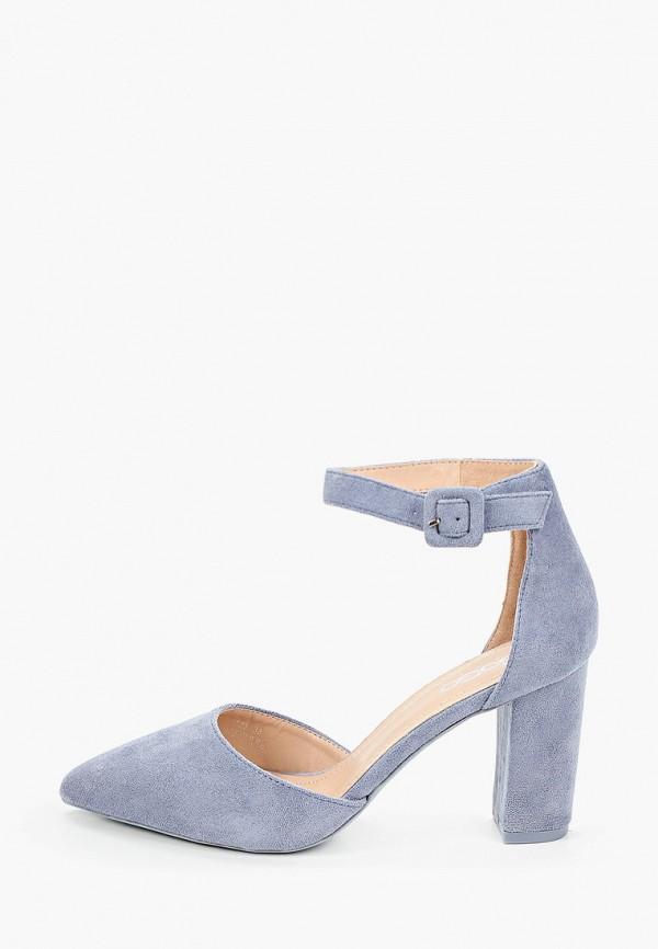 женские туфли go-go, синие