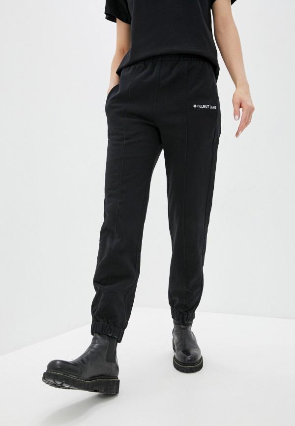женские спортивные брюки helmut lang, черные
