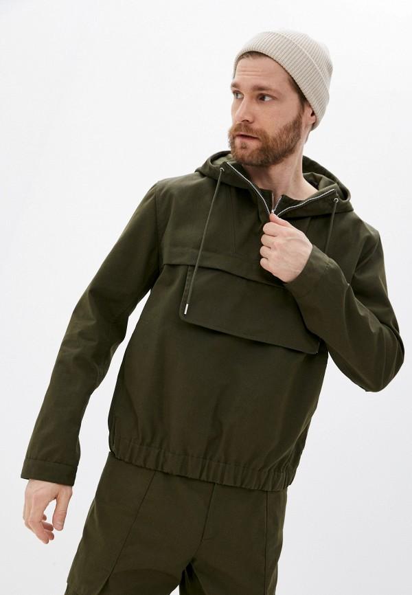 мужская куртка helmut lang, хаки