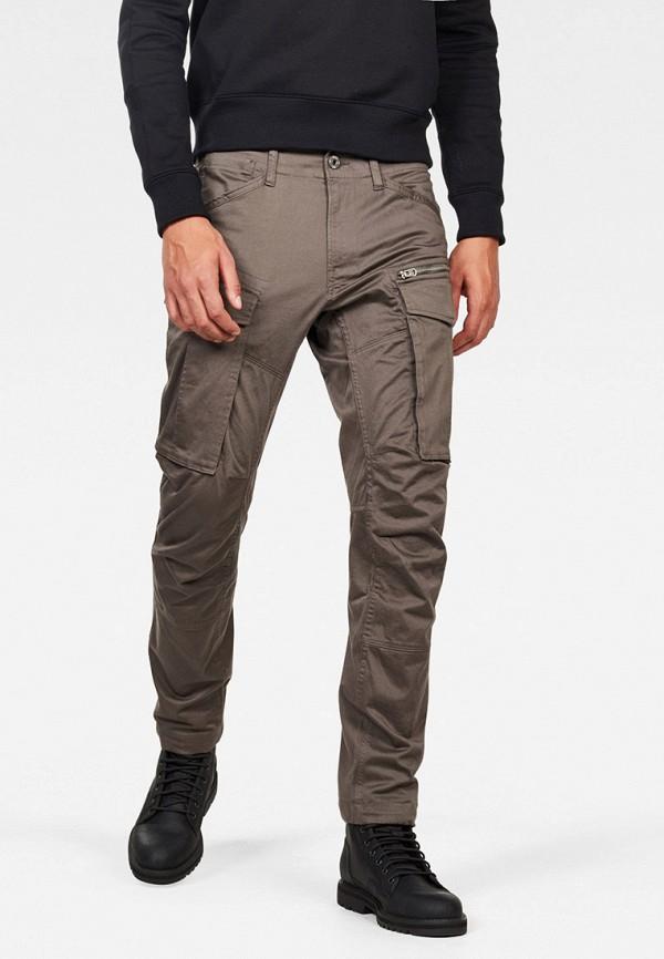 мужские брюки g-star raw, серые
