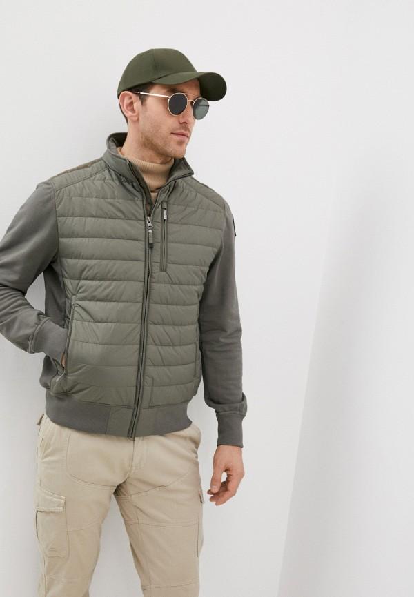 мужская куртка parajumpers, хаки