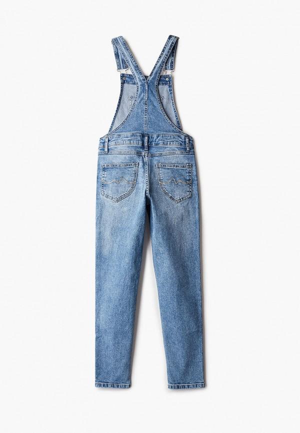 Детский комбинезон джинсовый Pepe Jeans PG201443IK0 Фото 2