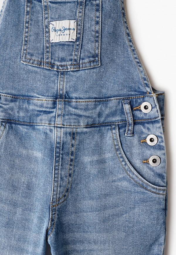 Детский комбинезон джинсовый Pepe Jeans PG201443IK0 Фото 3