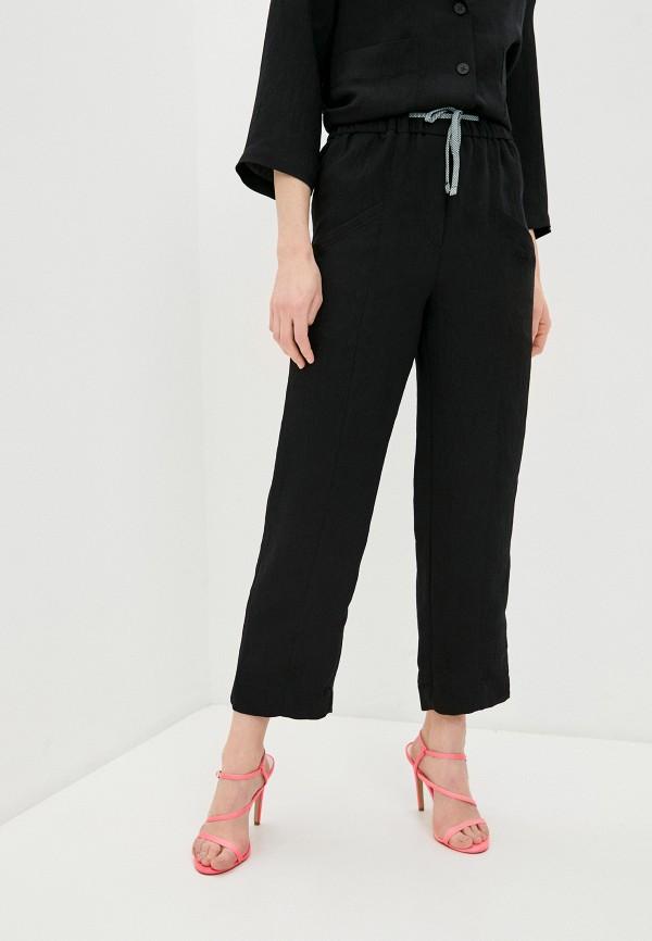 женские брюки bimba y lola, черные