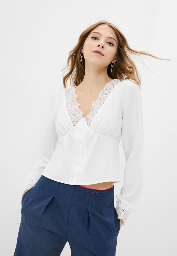 женская блузка pimkie, белая