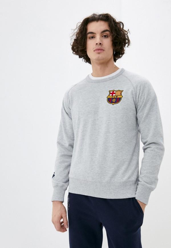 мужской свитшот atributika & club, серый