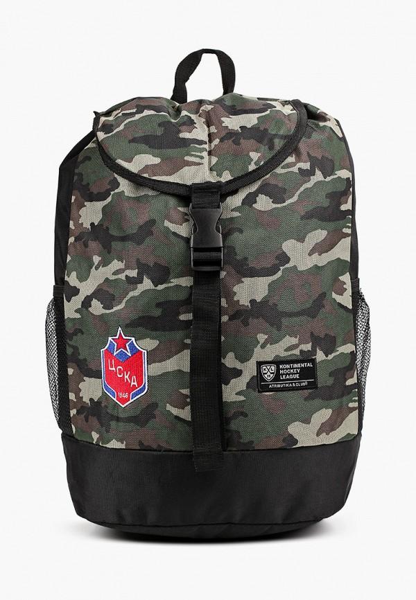 женский рюкзак atributika & club, разноцветный