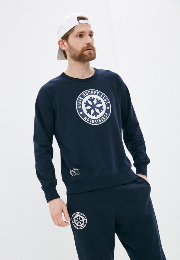 мужской свитшот atributika & club, синий