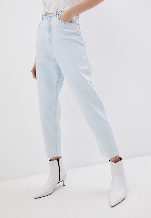 женские джинсы liu jo, голубые