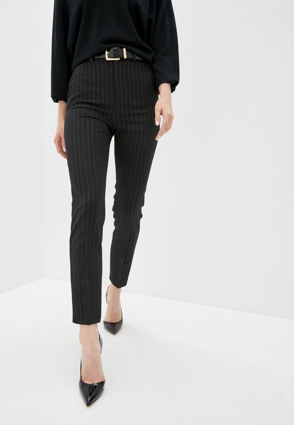 женские классические брюки liu jo, черные