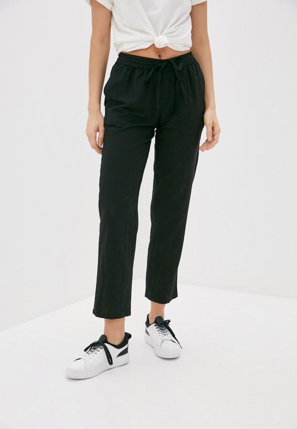 женские брюки elsi, черные