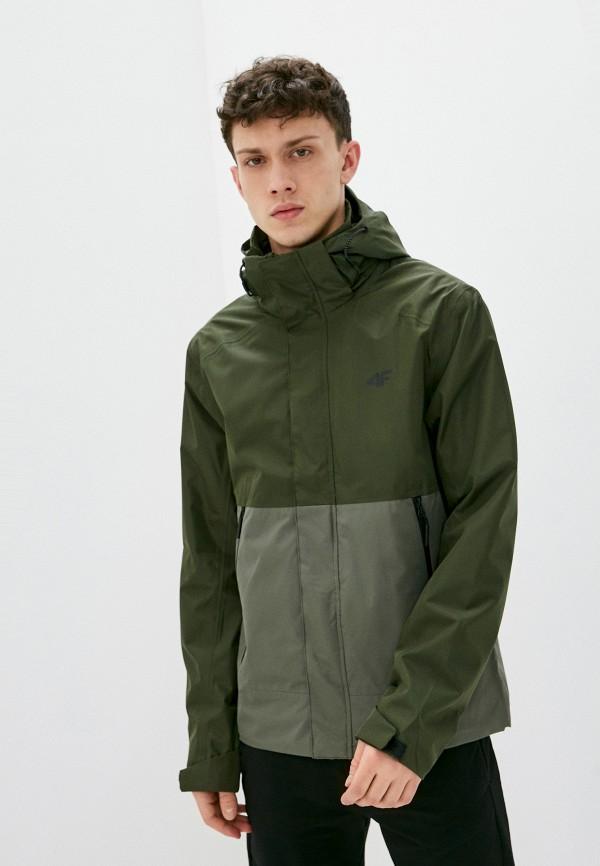 мужская куртка 4f, хаки