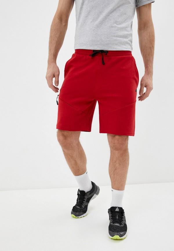 мужские спортивные шорты 4f, красные