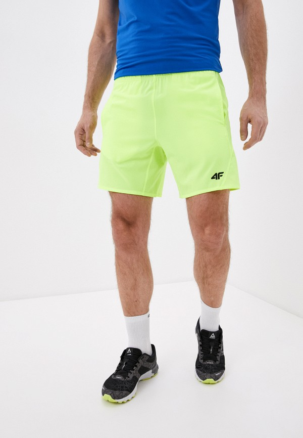 мужские спортивные шорты 4f, желтые