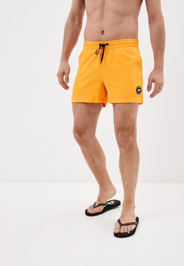 мужские спортивные шорты 4f, оранжевые