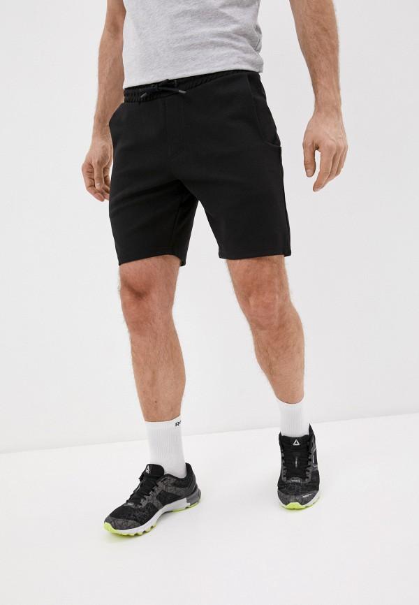 мужские спортивные шорты outhorn, черные