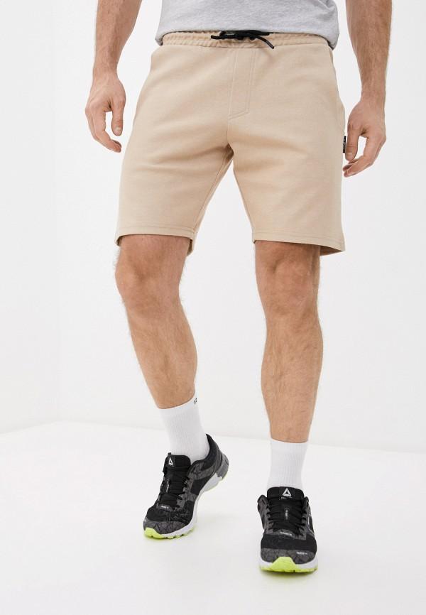 мужские спортивные шорты outhorn, бежевые