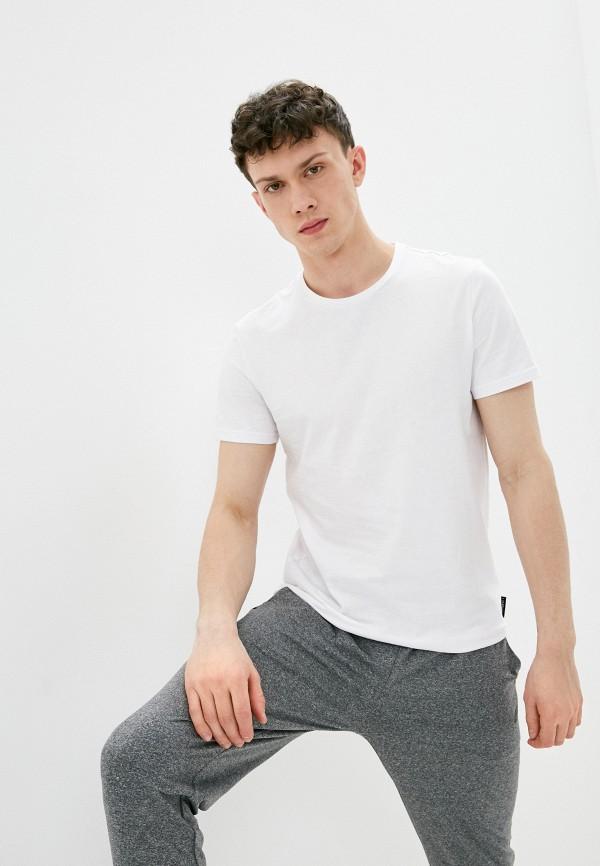 мужская спортивные футболка outhorn, белая