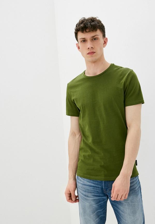 мужская спортивные футболка outhorn, хаки