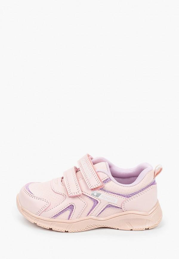 кроссовки сказка для девочки, розовые