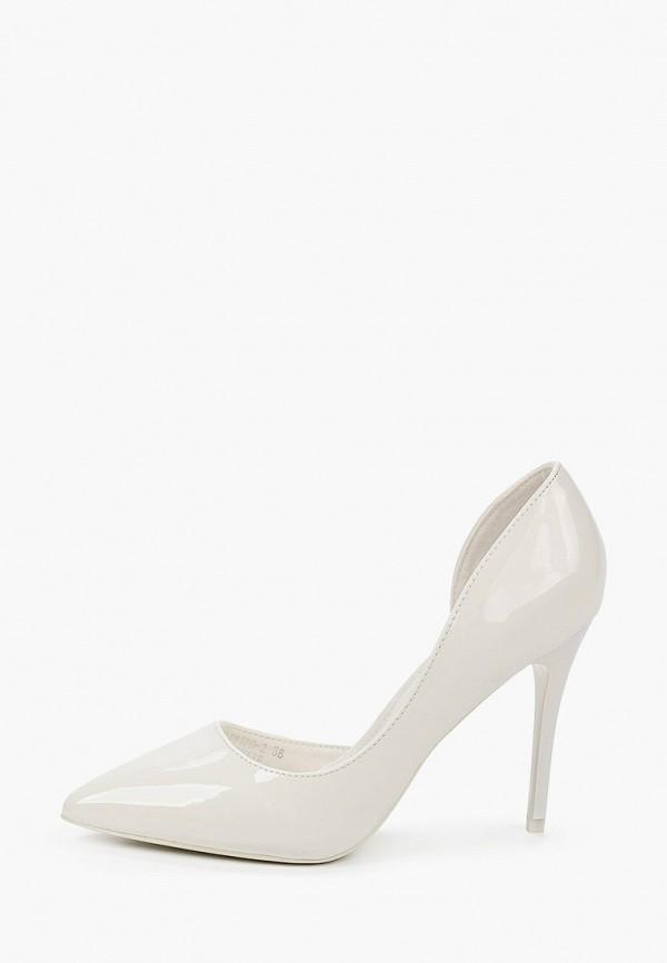 женские туфли sweet shoes, белые