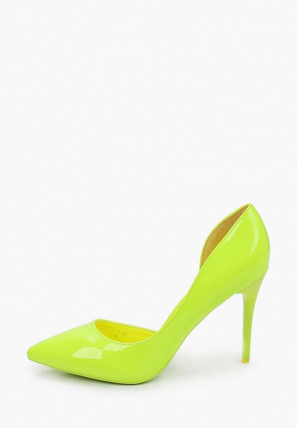 женские туфли sweet shoes, зеленые