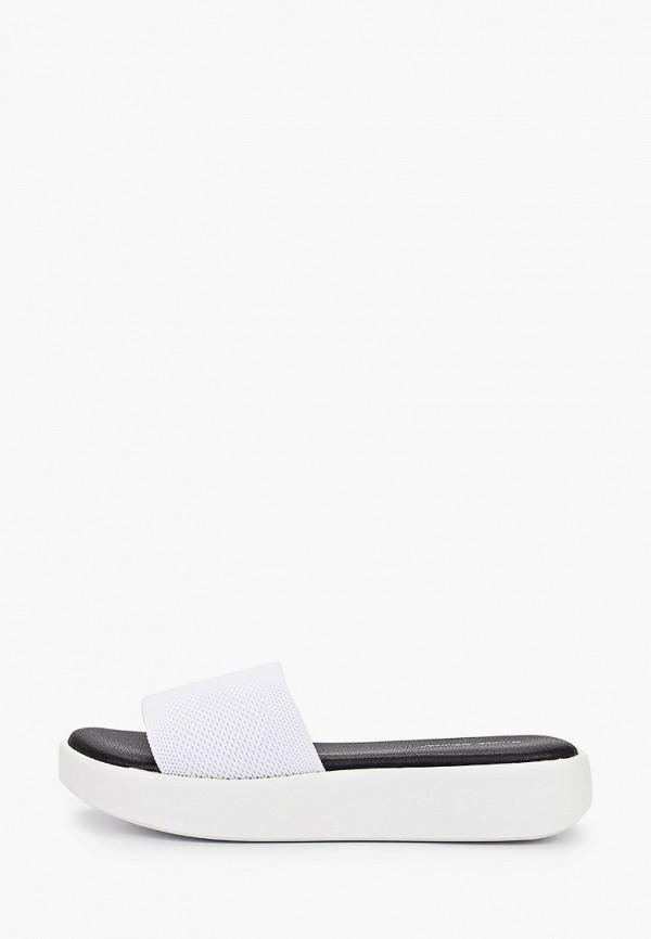 женское сабо sweet shoes, белое