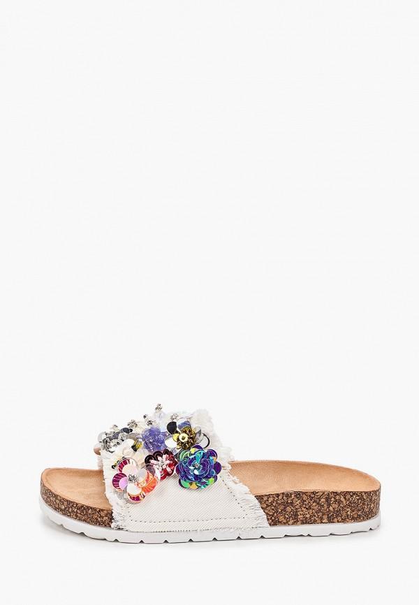 женское сабо sweet shoes, разноцветное