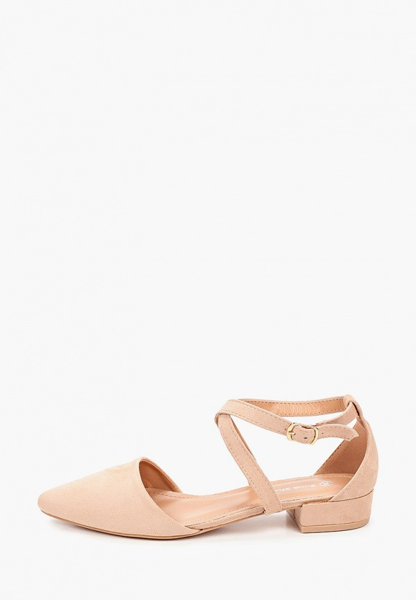 женские туфли sweet shoes, розовые