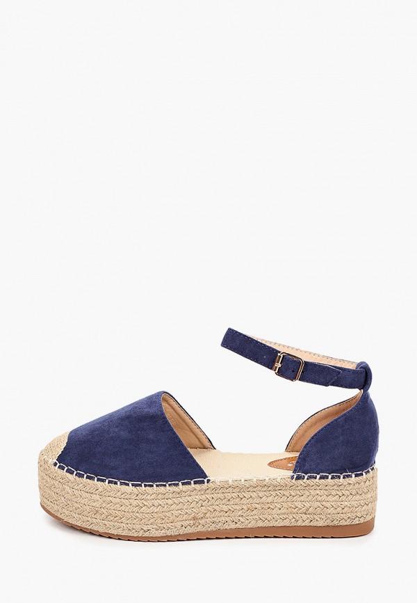 женские босоножки sweet shoes, синие