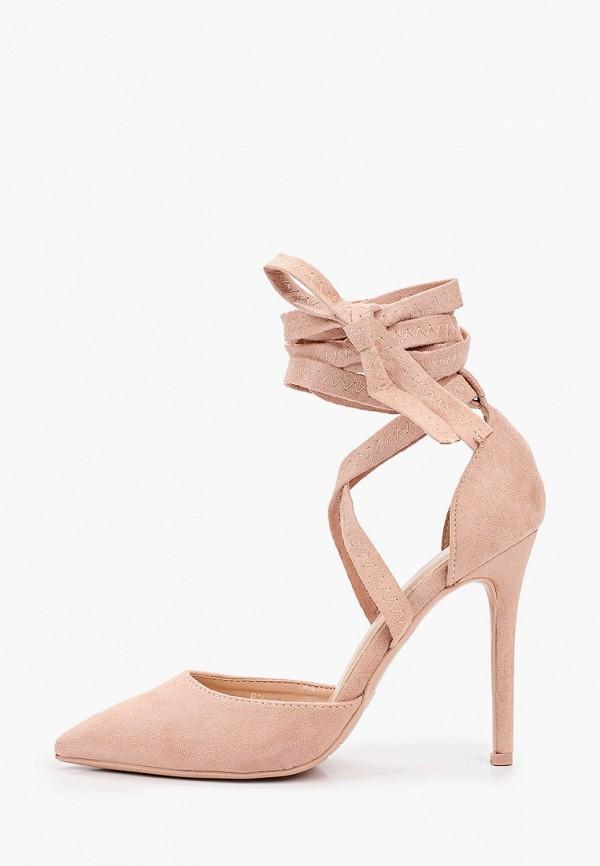 женские туфли tulipano, розовые