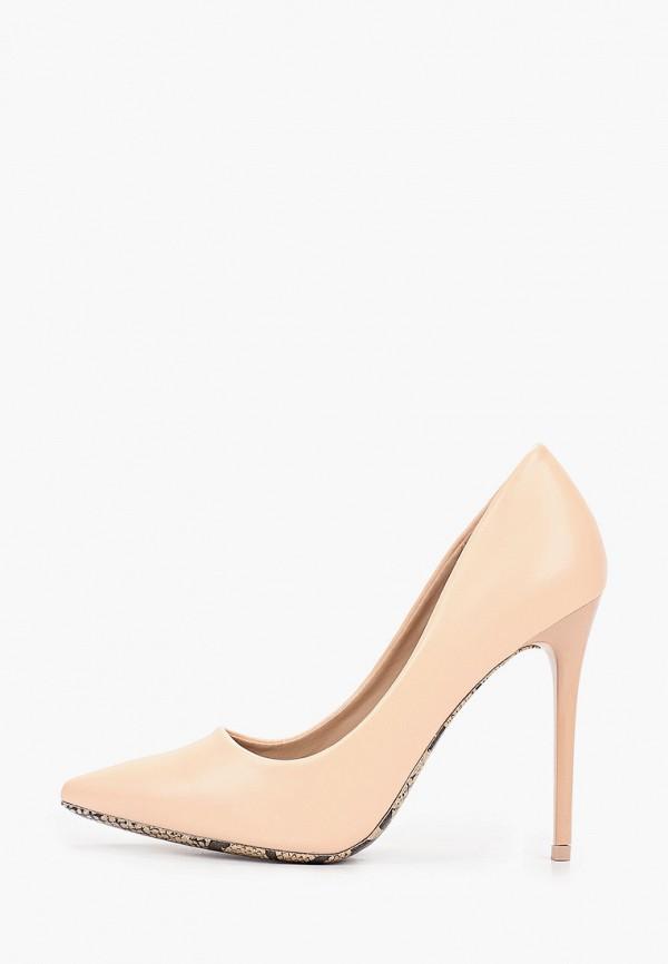женские туфли tulipano, бежевые