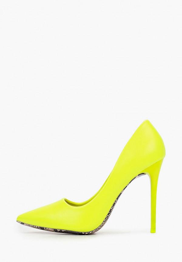 женские туфли tulipano, зеленые