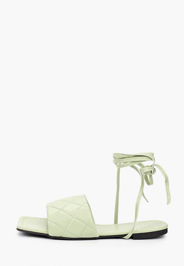 женские сандалии ciaodea, зеленые