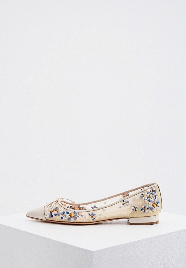 женские туфли ballin, бежевые