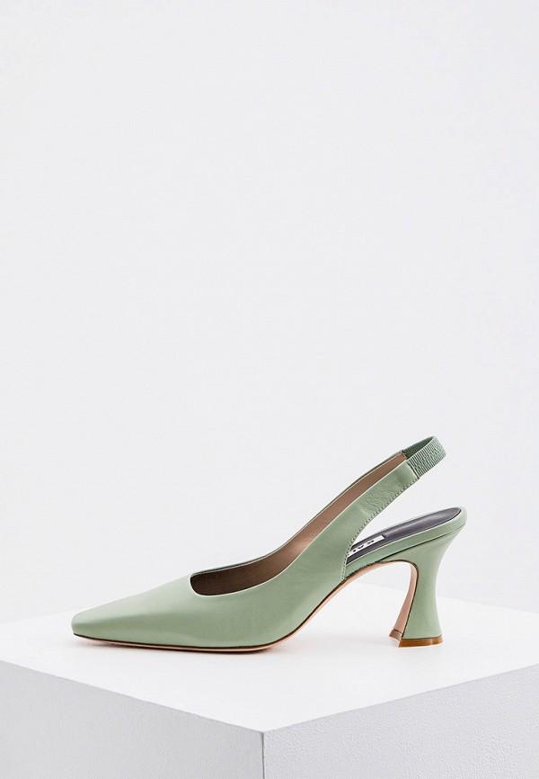 женские туфли kalliste, зеленые