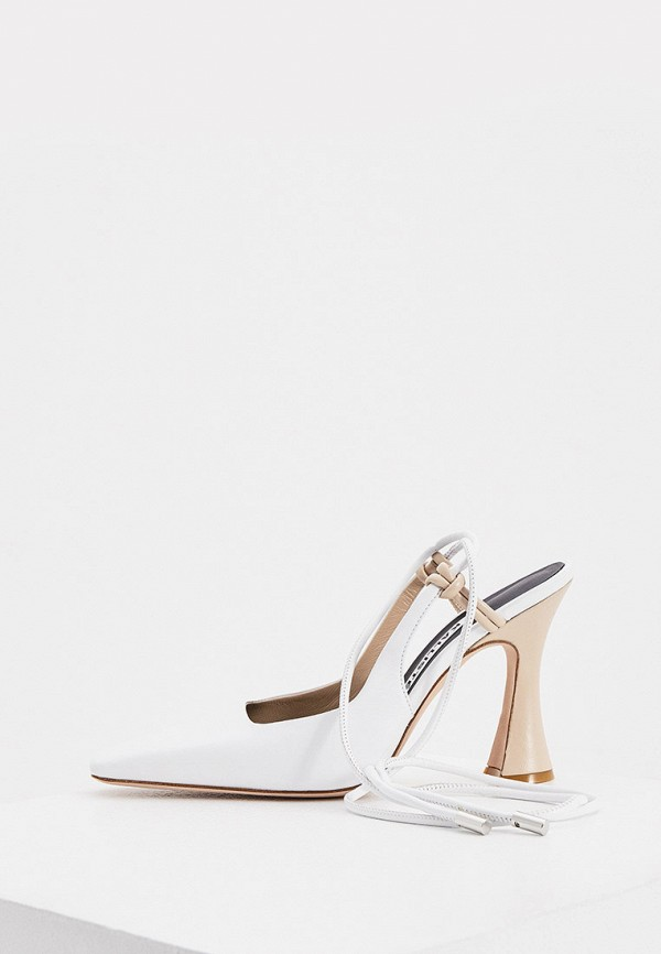женские туфли kalliste, белые