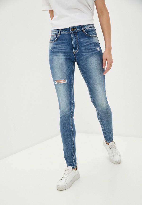 женские джинсы miss sixty, синие