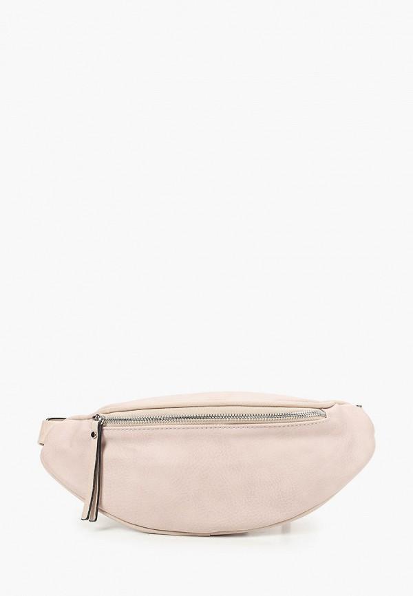женская поясные сумка pinkkarrot, розовая