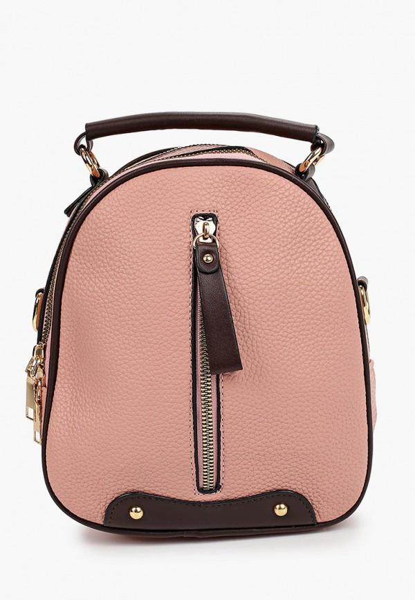 женский рюкзак pinkkarrot, розовый