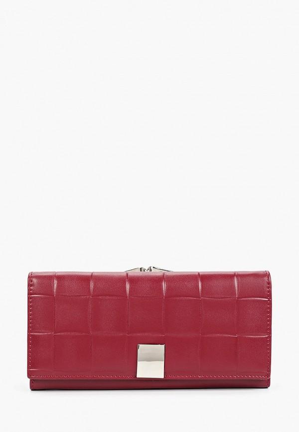 женский кошелёк pinkkarrot, бордовый